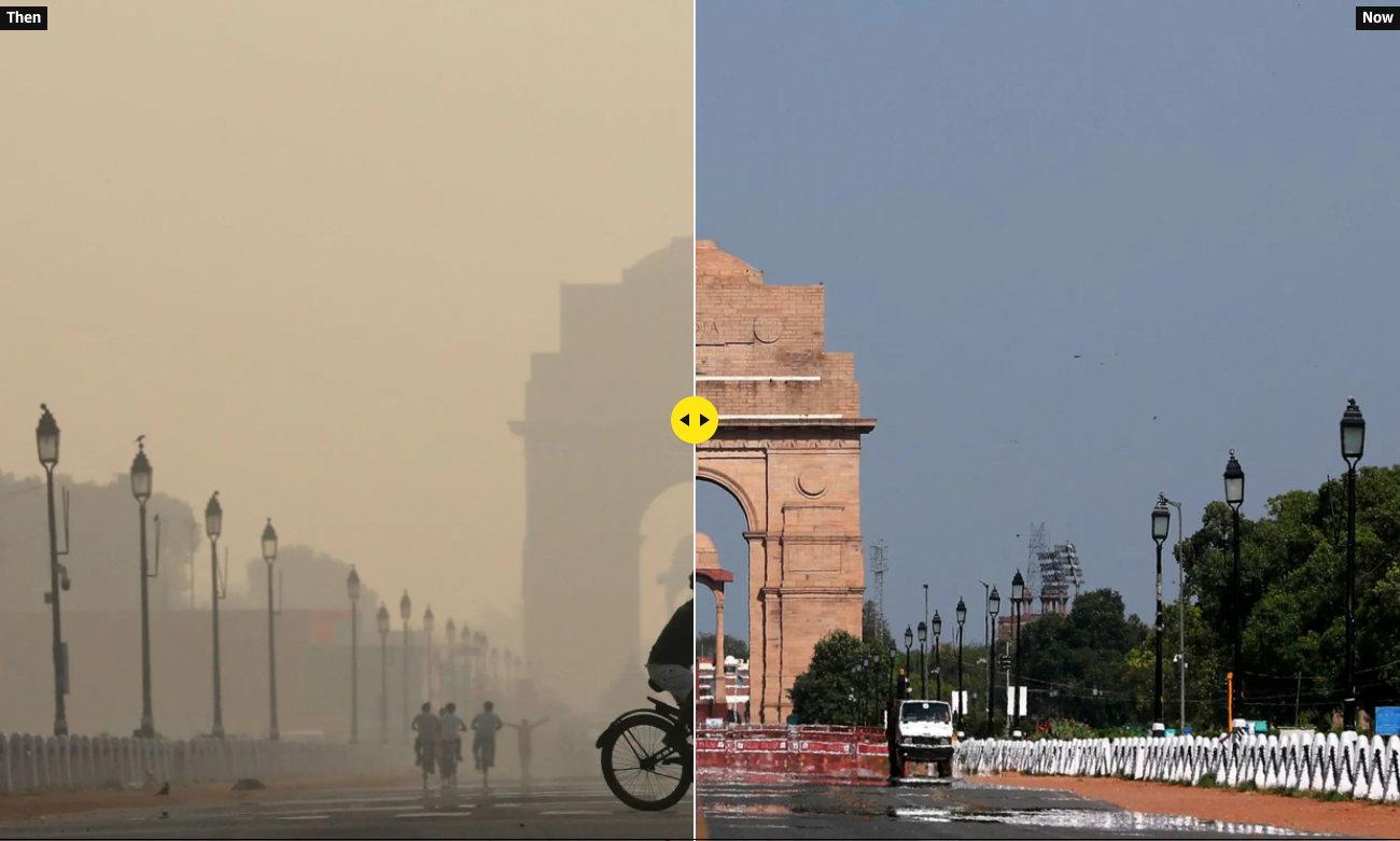 INDIA-POLUTION